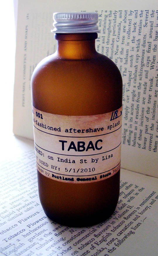 Tabac-aftershave
