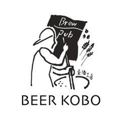 麦酒工房のロゴ