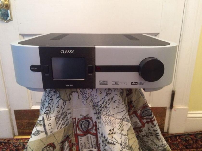 Classe SSP-300 Home Theater Processor / Preamp