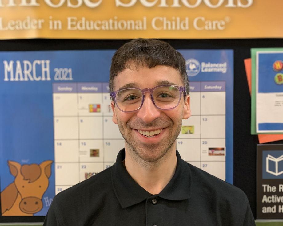 Mr. Joey Boos , Preschool Teacher