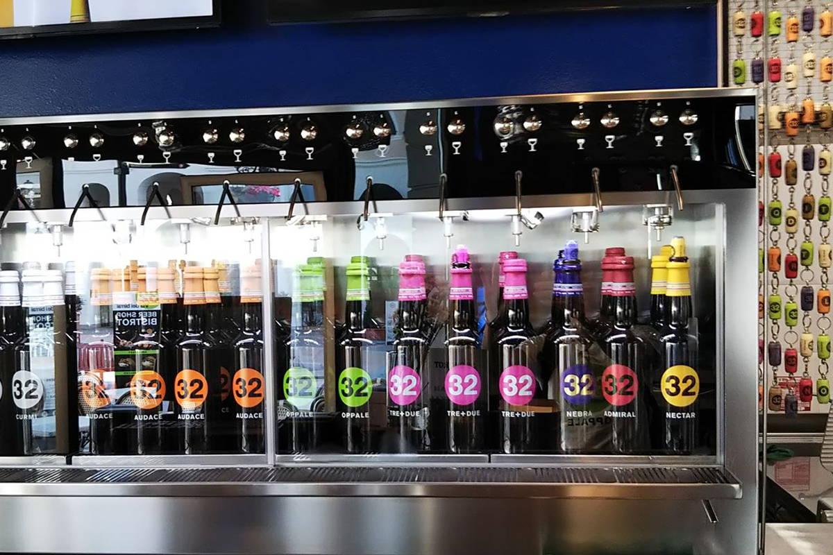 32ビール製造工程