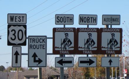 Dragoon Trail Drive