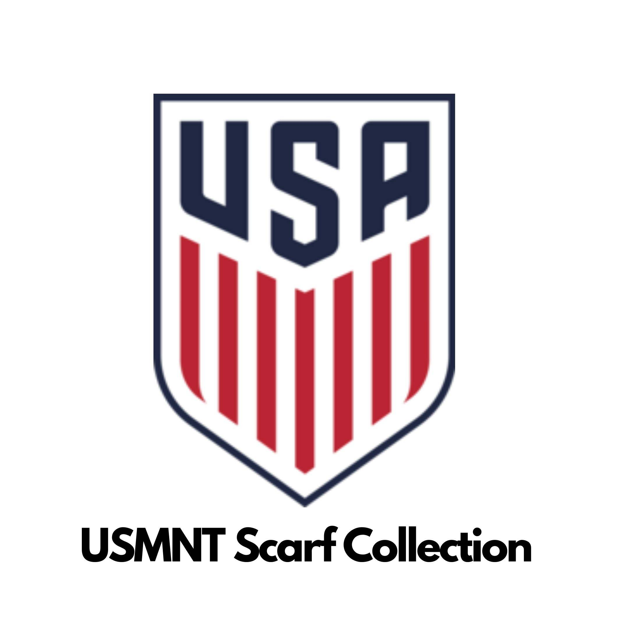 USMNT scarf collection