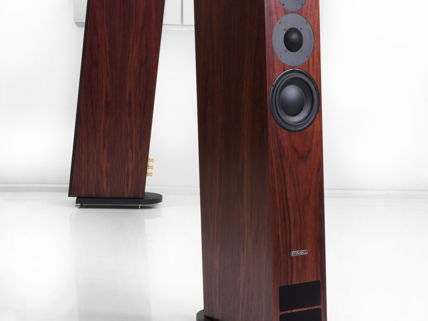 PMC Twenty 26 3 Way floor standing Speakers Amarone