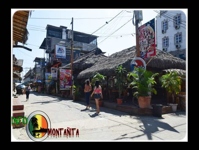 Ven a visitarnos!!, Gracias a DIOS el terremoto NO afecto a Montañita-Montañita