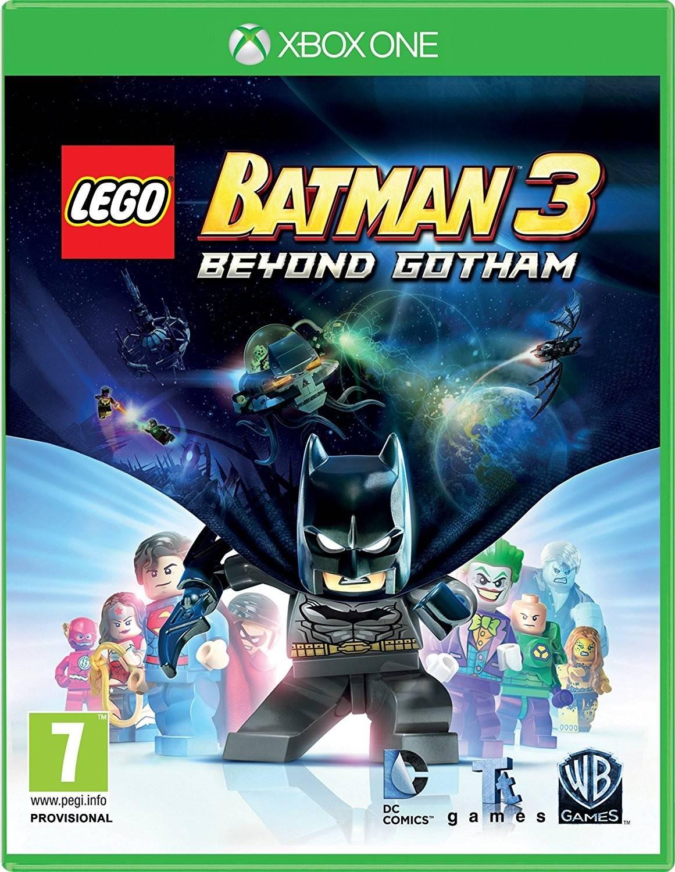 LEGO Batman 3- Beyond Gotham xbox one