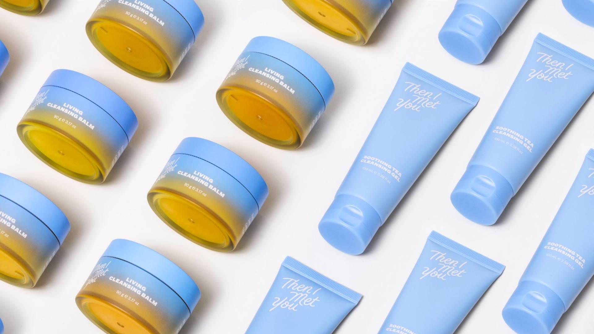 Then I Met You Is a Fresh Take on Prestige Beauty | Dieline - Design,  Branding & Packaging Inspiration