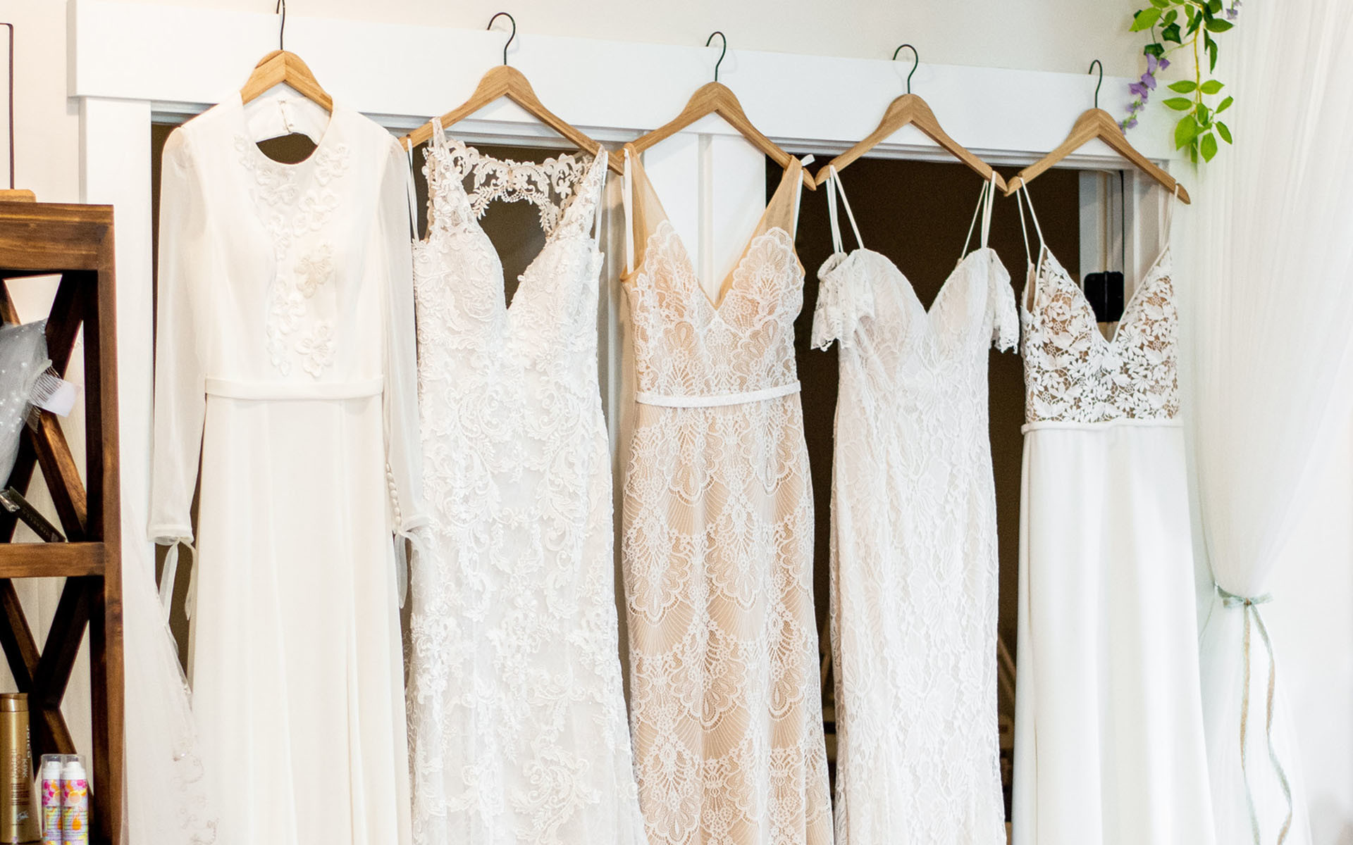 Five Bridal Looks To Inspire Style