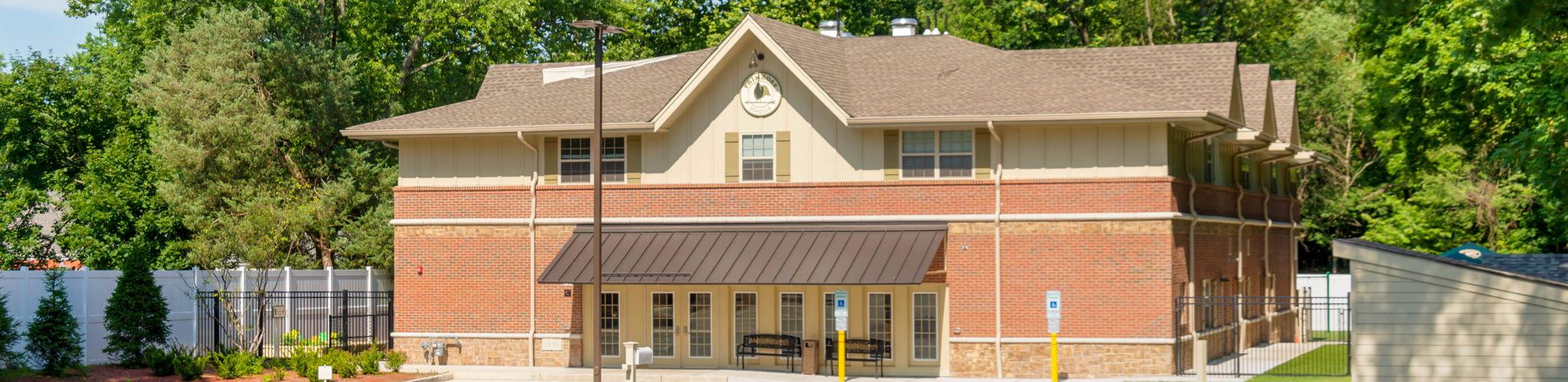 exterior of Primrose School of Paramus