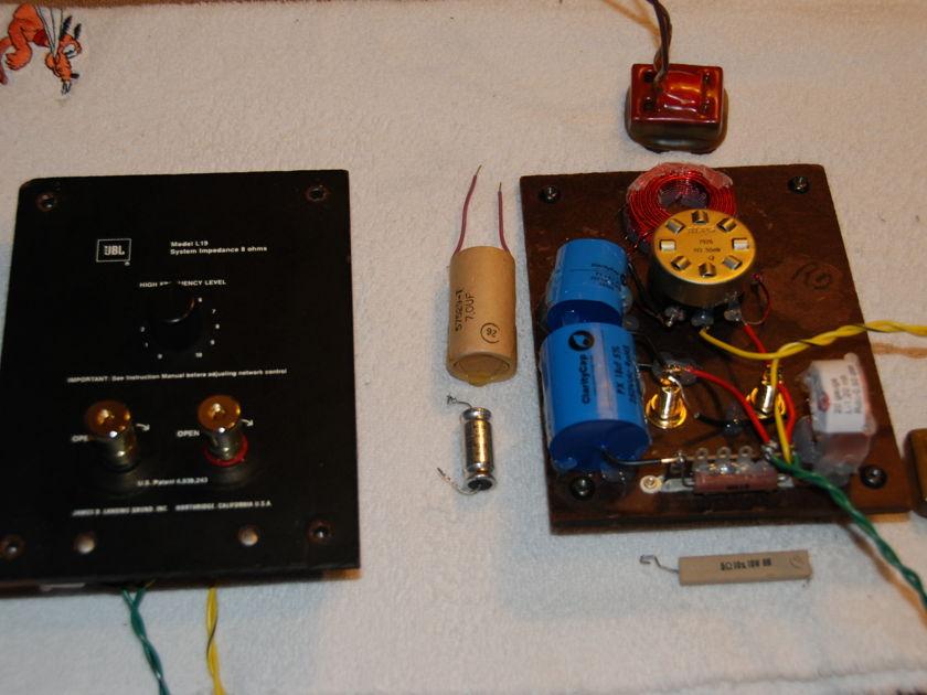 JBL  L19 Speakers