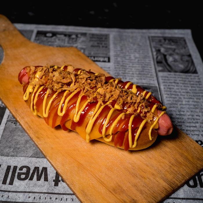 Menu Classi'K Hot Dog