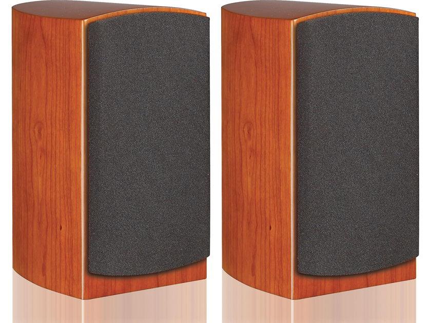 Peachtree Audio D5 with real wood cherry veneer