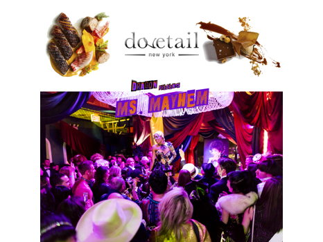 DragOn & Dine at Dovetail