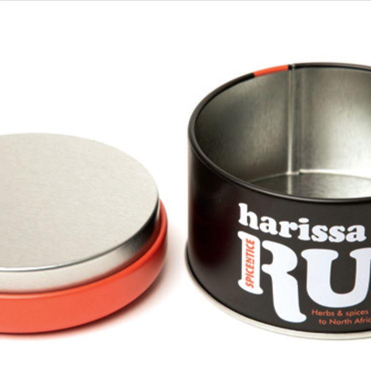 A plug lid tin