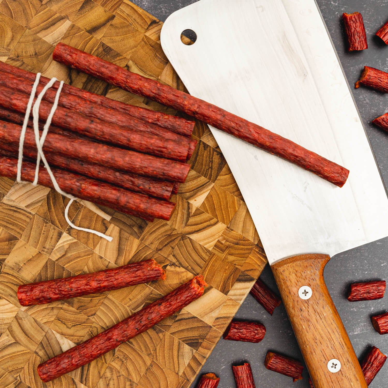 Bulk beef  sticks