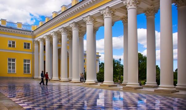 Александровский парк Царского Села