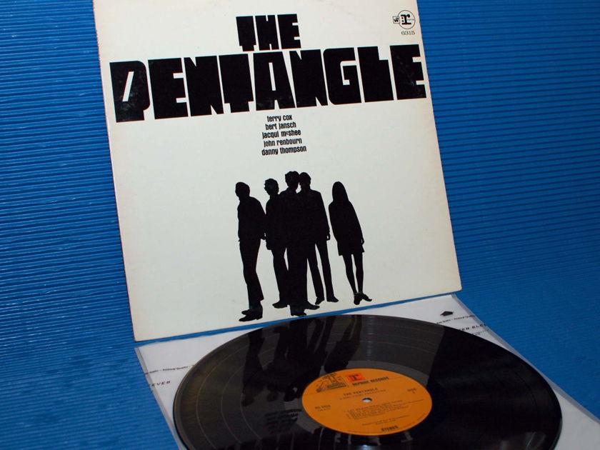 "THE PENTANGLE -  - ""The Pentangle"" - Reprise 1970 Super Hot Stamper"