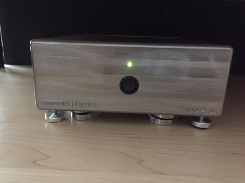 Emerald Physics 100.2SE Amplifier