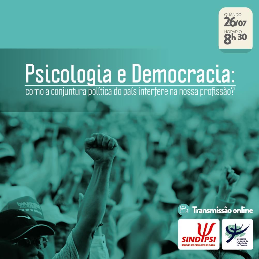 Psicologia e Democracia