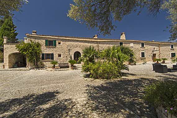 Llucmajor, Mallorca - Exceptional country estate with hotel license in Montuiri
