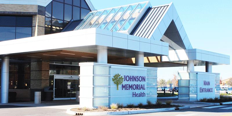 JMH new main entrance