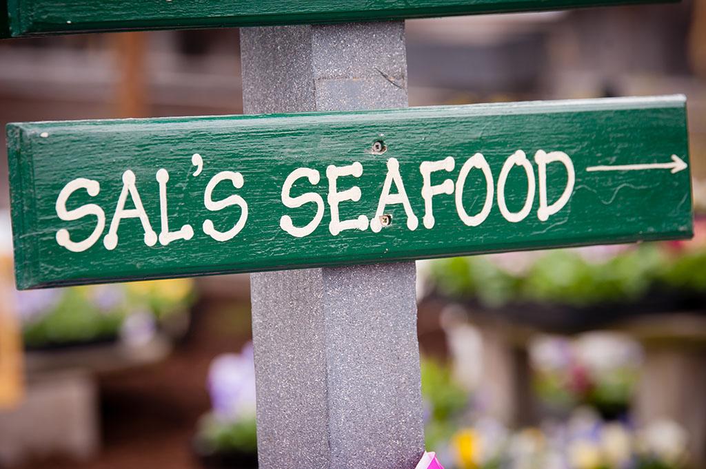 Sal's Fresh Seafood