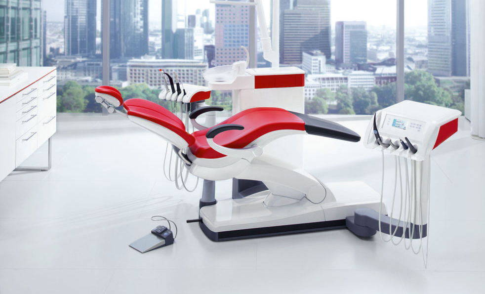 dental chair repair in canada