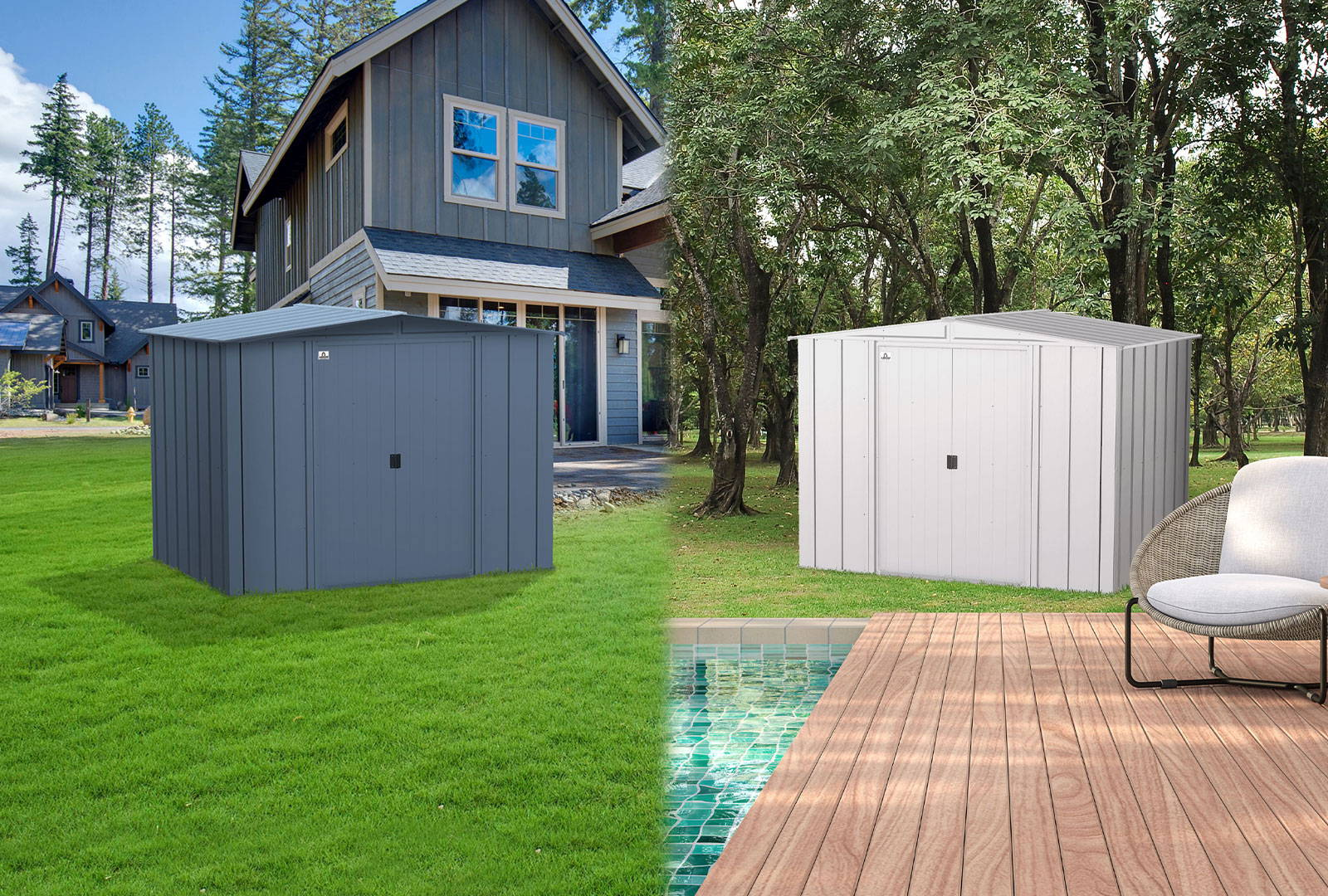 online contests, sweepstakes and giveaways - Win a Classic Series Shed from Arrow!