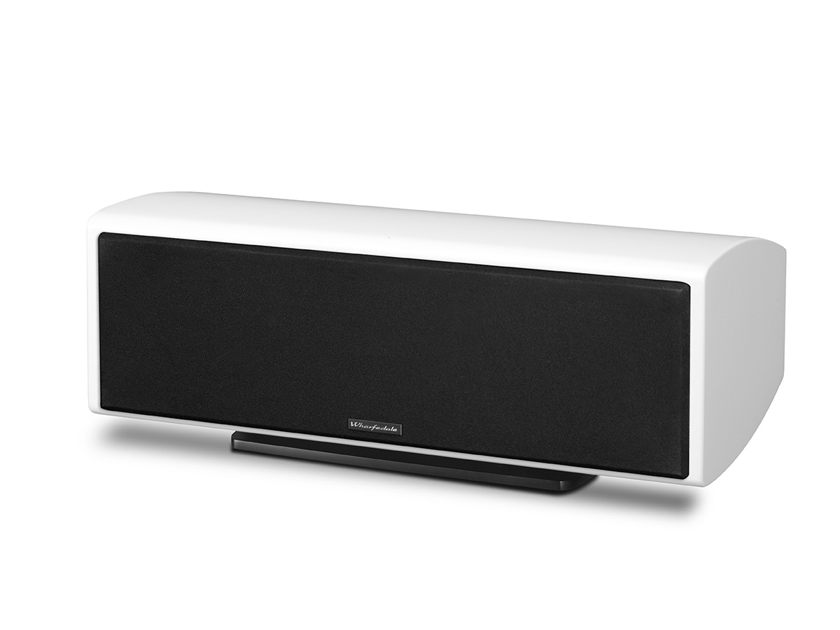 Wharfedale Reva-C Center Channel Brand New-In-Box; 5 Yr. Warranty; 35% Off; Free Shipping