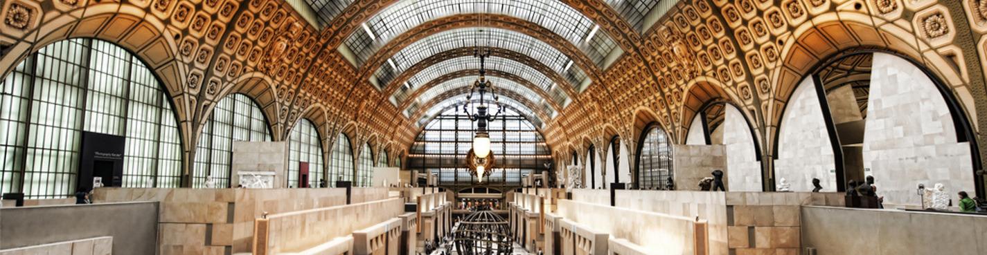 Посещение музеев Лувр, Орсе и другие