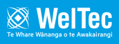 Wellington Institute of Technology (WelTec) logo