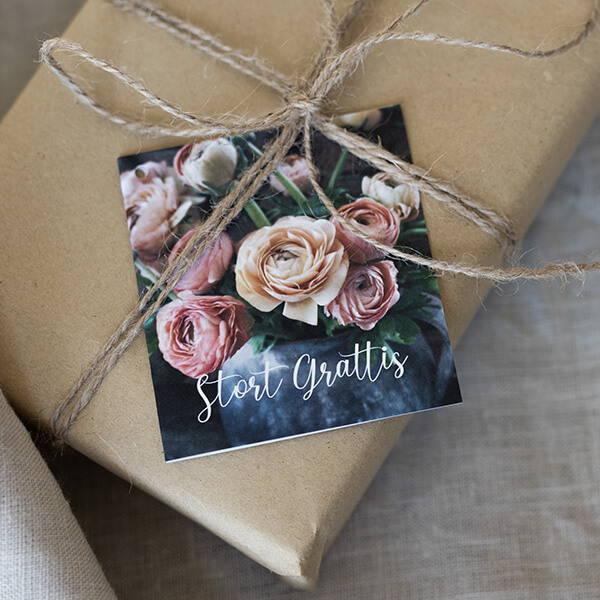 MINI Collection gratulationskort och grattiskort