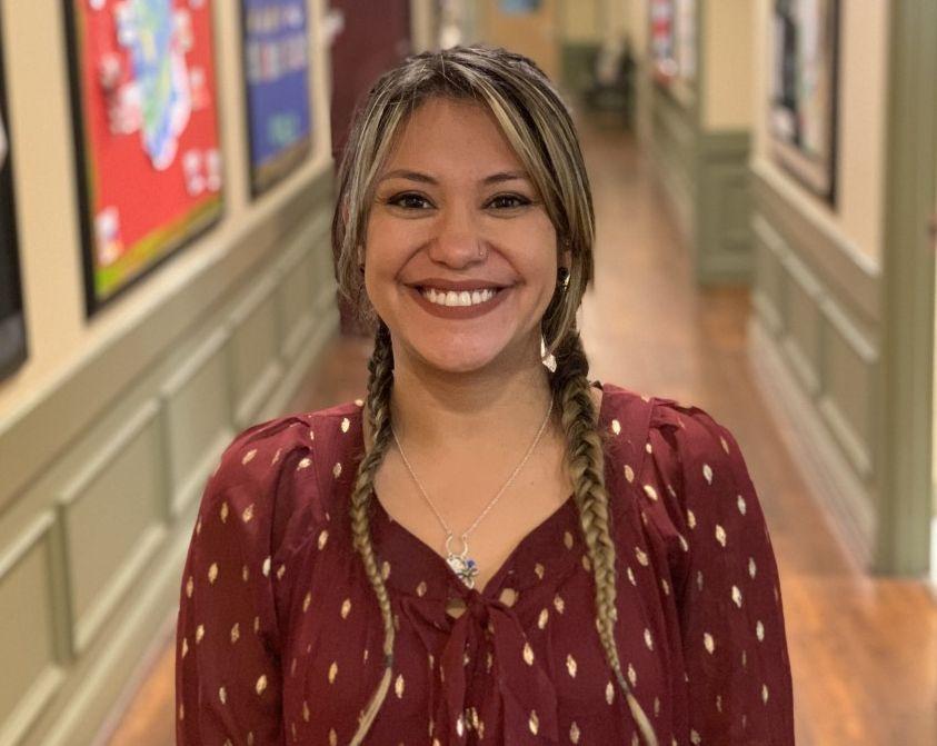 Erika Martinez , Preschool Pathways Teacher