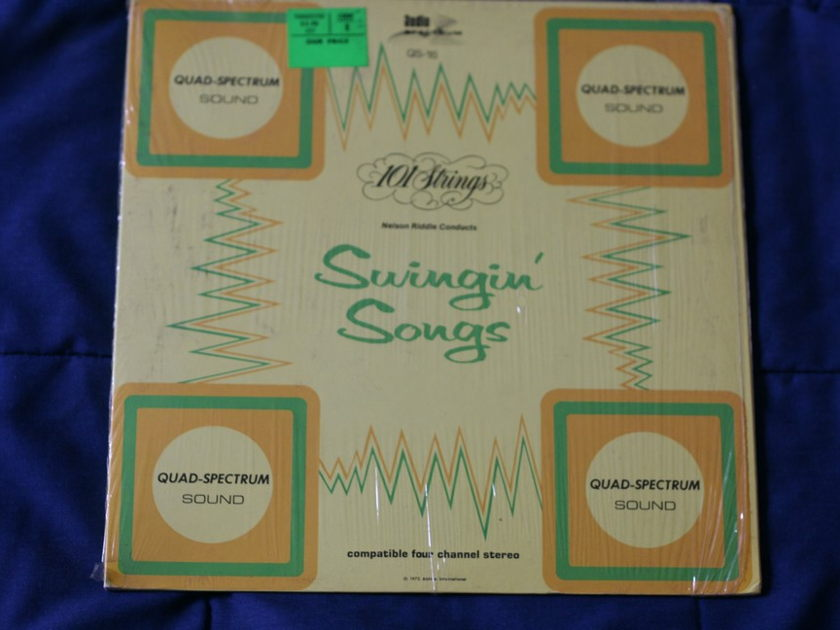 Nelson Riddle - Swingin' Songs QS-16