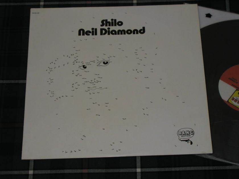 Neil Diamond - Shilo (Grtst. Hits) Un-drawn cover on Bang.BLP 221