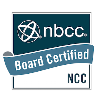 Nationally Certified Counselor NCC