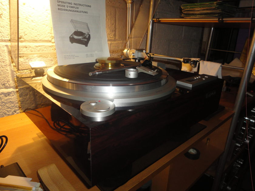 DENON DP-59L Direct Drive Turntable