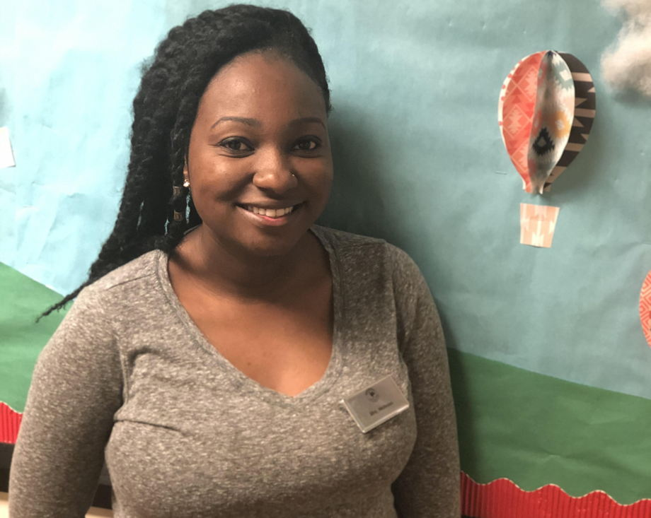 Mrs. Jahnia Nicholas , Teacher- Pre-K 2