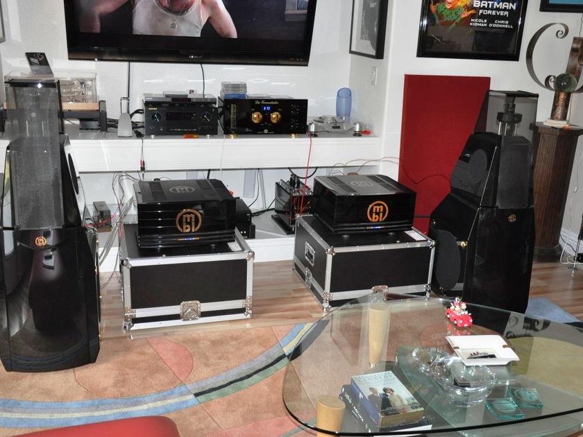 MBL  111F speaker 1 month old