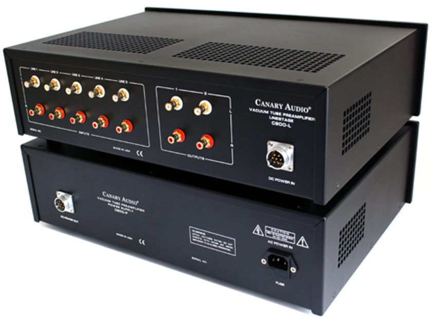 Canary Audio C800 MKII Preamplifier. EXCELLENT