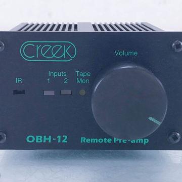 OBH-12 Remote Passive Preamplifier