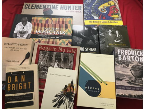 Collection of Books from UNO Press