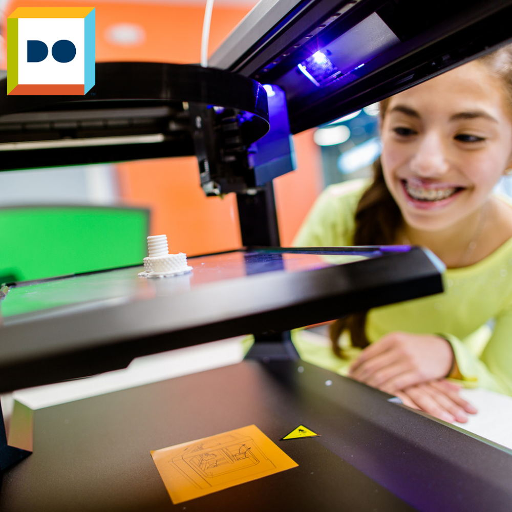 Picture of Join Do Space for this free online webinar to learn everything you need to know about your 3D printer