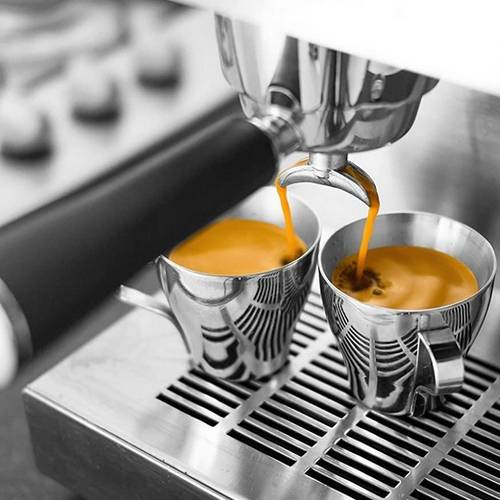 Lapuzia Espresso Siebträgermaschine