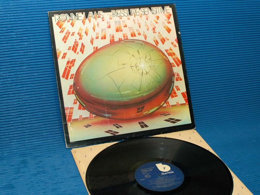 "RONNIE LAWS -  - ""Pressure Sensitive"" - Blue Note 1977"