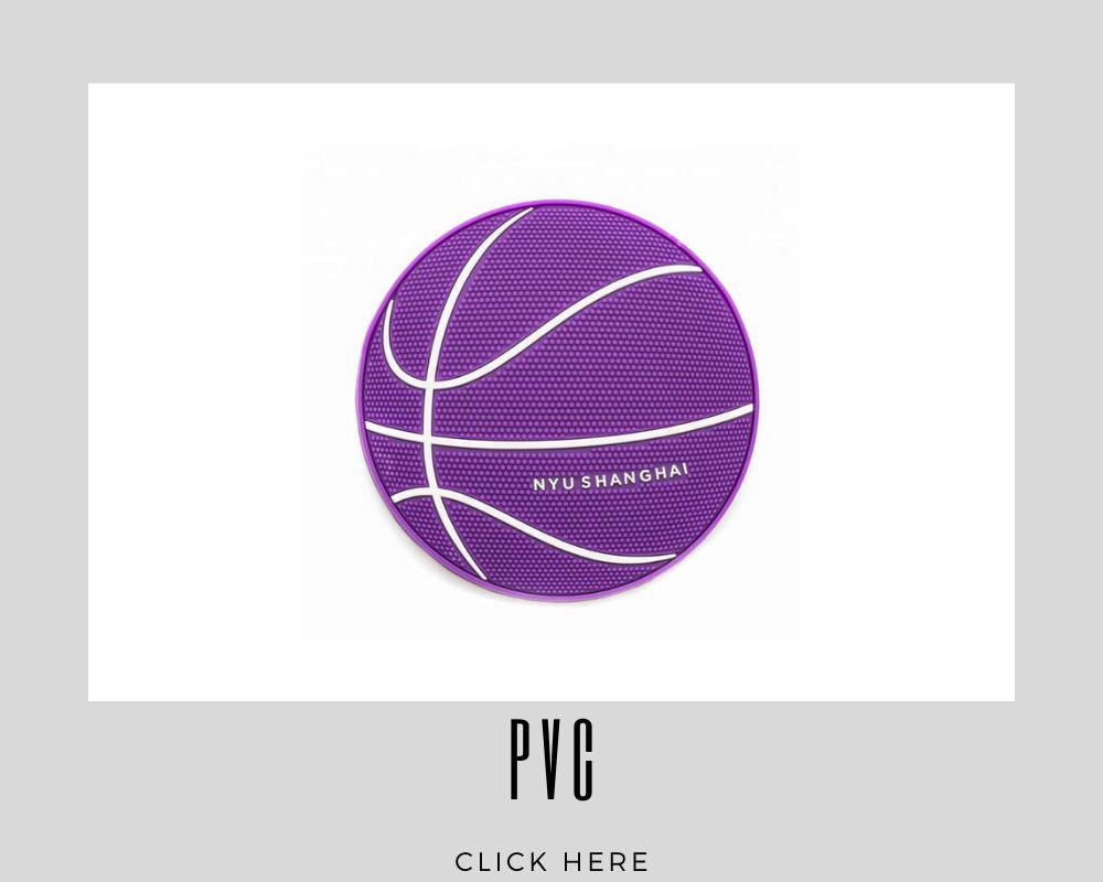 Custom PVC Corporate Coasters