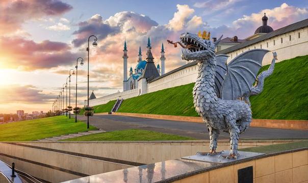 Обзорная пешеходная экскурсия по Казани