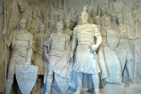 Day Trip to Kruja, Skanderbeg's Town