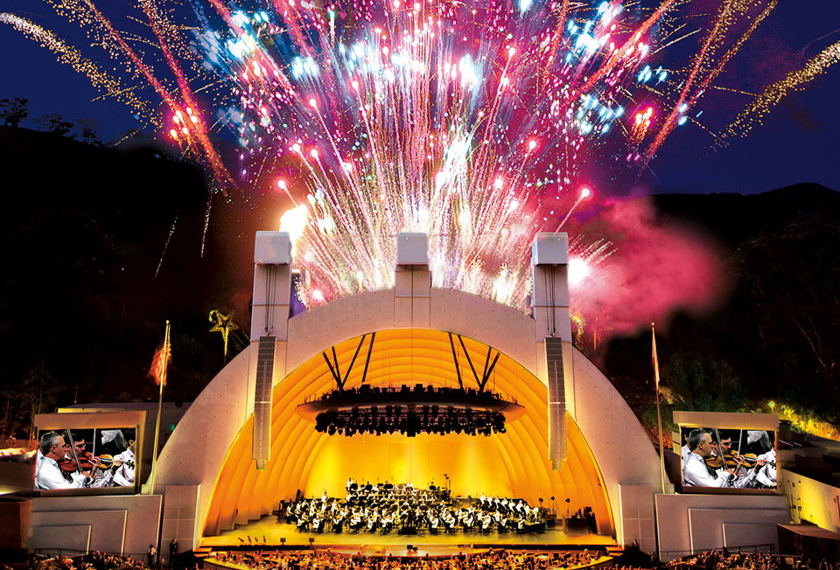 July 4th Fireworks Spectacular with Nile Rodgers & CHIC artwork