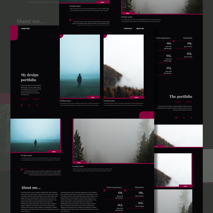 Fog template's featured image